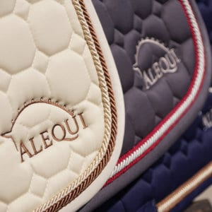 ALEQUI Saddle pads quick dry