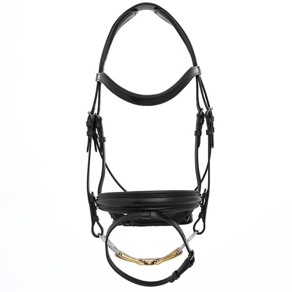 ALEQUI dressade bridle anatomical neckpiece full