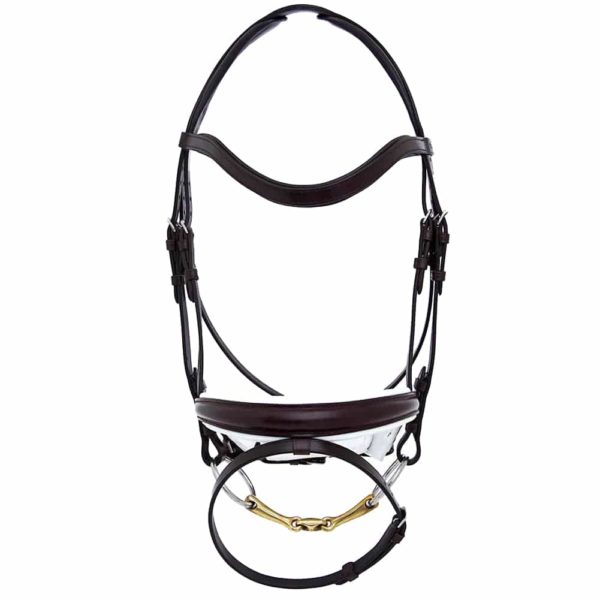 ALEQUI-dressage-bridle-anatomical-neckpiece-havana-brown-white-full-1 (1)