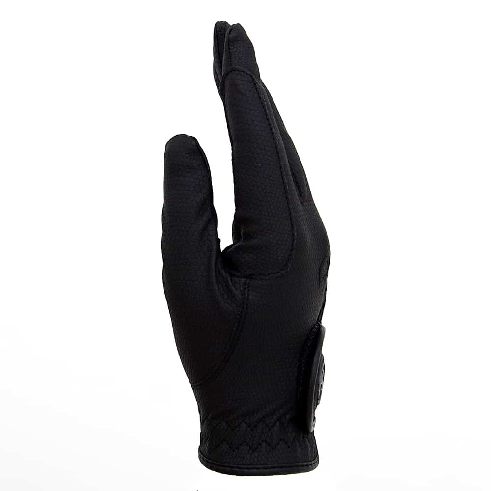 ALEQUI riding gloves black side full