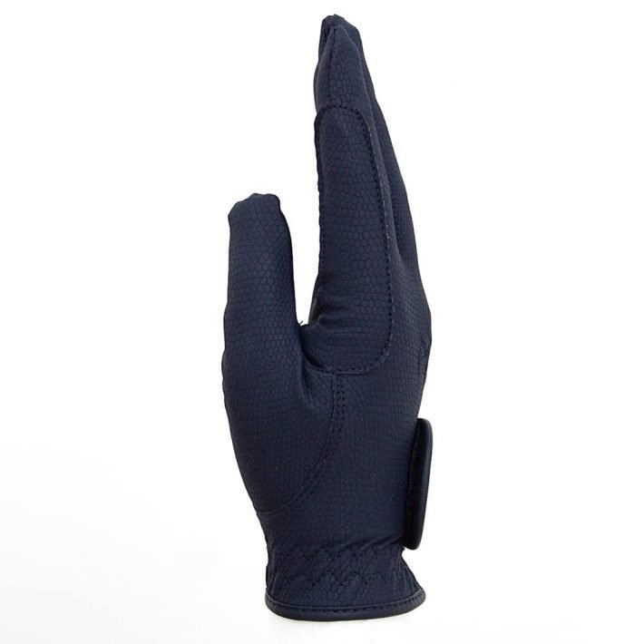 ALEQUI riding gloves blue side full