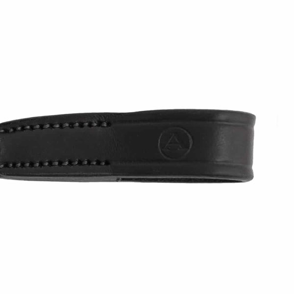 ALEQUI browband black detail