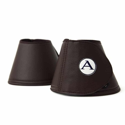 ALEQUI boots brown front